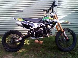 Dirt Bike 140cc Murrumba Downs Pine Rivers Area Preview