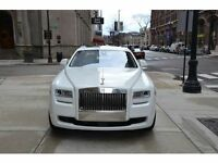 ALL Occasions Chauffeur Driven, Rolls Royce GHOST, Phantom or Bentley, Wedding Car Hire, Corporate