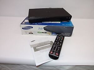 NEW IN BOX Samsung BD-J5700 Bluray Player with WiFi