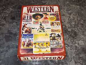 Western Collection 31 Features