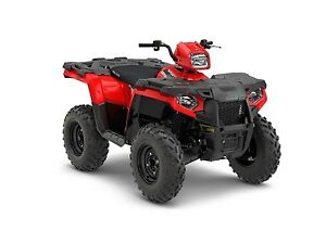 2018 Polaris Sportsman 570 EPS Indy Red