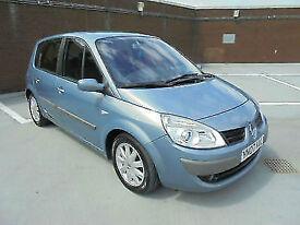 (07) 2007 Renault Scenic 1.6 VVT Dynamique Full Service History