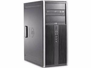 HP Elite 8000 (Core2Duo avec 4 Go Ram) @ 130$