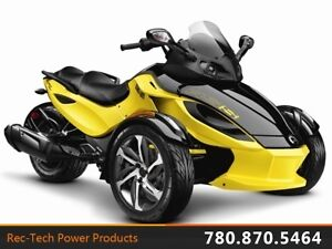 2014 Can-Am RS-S SM5 - $3,500 off!