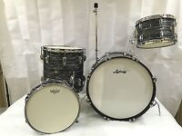 Ludwig 1960s drum kit (reduced)