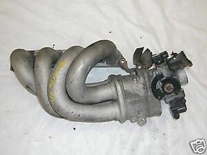 Toyota corolla 1998-2002 Throttle with Intake Manifold used