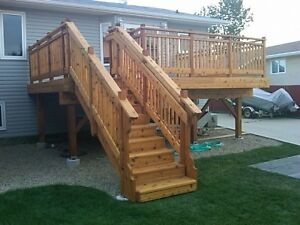 ‼️‼️‼️✅☎️Deck / Landscaping / Fence ✳️‼️587-897-2125‼️☎️✅‼️‼️‼️ Edmonton Edmonton Area image 4