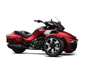 2016 Can-Am Spyder F3-T 6-Speed Manual (SM6) Radio