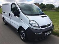 WANTED VIVARO TRAFIC PRIMASTAR VANS CAMBELT SNAPPED CHAIN GONE INJECTOR FAULTS ETC