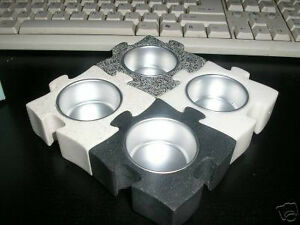 Partylite puzzle tealight candle holder