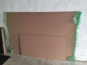 New & Unused 7mm MDF Composite Panel 1800mm x 1220mm + 2 x smaller North Bondi Eastern Suburbs Preview