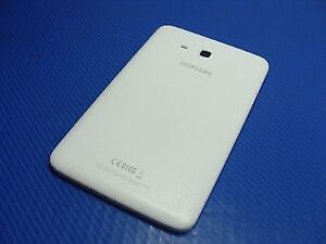 2 Samsung Galaxy Tab E 7 For PARTS ONLY
