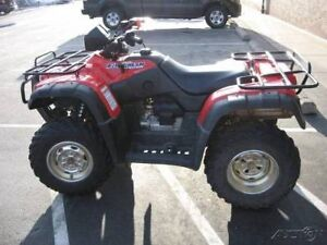 ***Parting Out*** 2004 Honda Rubicon 500