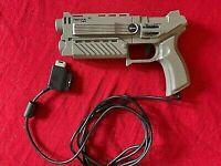 LOGIC 3 PREDATOR GUN - PLAYSTATION 1 AND SEGA SATURN