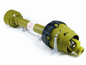 Agricultural PTO Drivelines & Gearboxes