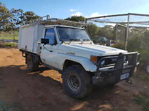 Fj75 ute swap for troopy Toodyay Toodyay Area Preview