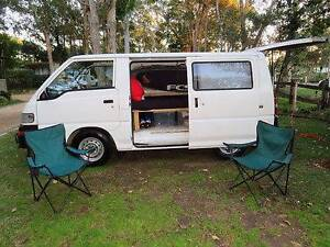 2005 Mitsubishi Expres Campervan - Fully Equipped Northbridge Perth City Area Preview