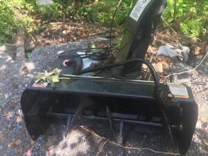Souffleuse Berco 40 po pour tracteur