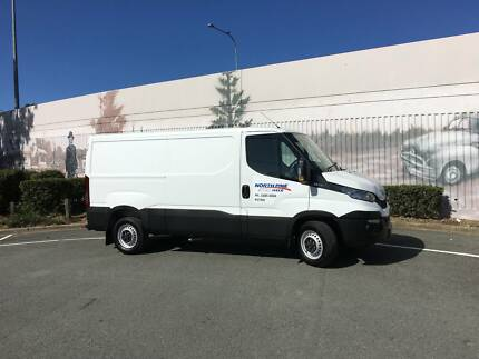 Iveco Daily 35S13 Van 9 Cubic Metre 2017 Plate Clearance