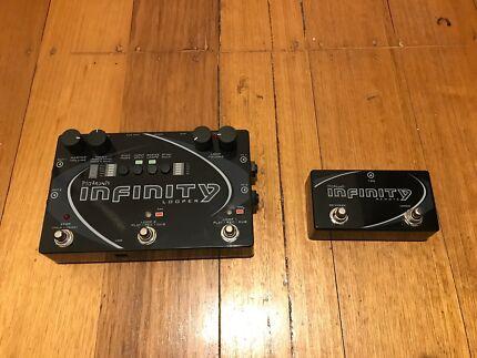 Pigtronix Infinity Looper Guitar Effects Pedal