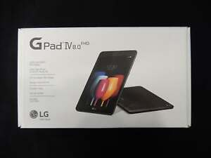 Tablette 8'' 32GB avec FIDO LG / Model GPAD IV (i022005)