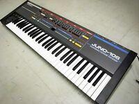 Roland Juno 106 Mint