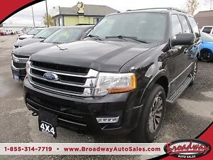 2016 Ford Expedition LOADED XLT MODEL 8 PASSENGER 3.5L - ECO-BOO
