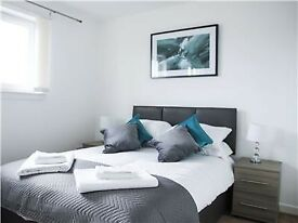 Clarke House -Two Bedroom short stay apartments in Renfrew. Fully serviced