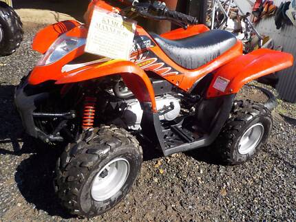KYMCO MAXXER50. 2016. New old stock.