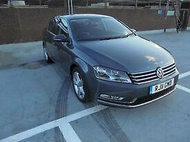 (11) 2011 Volkswagen Passat 2.0TDI ( 140ps ) BlueMotion SE