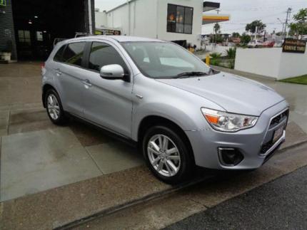 From $81 per week on finance* 2014 Mitsubishi ASX Wagon