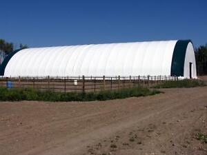 Portable Fabric Buildings Summer Sale