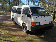 Mitsubishi Van Junortoun Bendigo City Preview