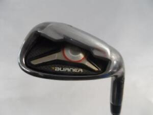TaylorMade Burner Iron Set #4-A Steel Regular Mens Right