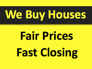 I Buy Homes Fast - 7 Day Close!