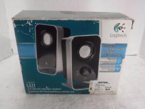 Logitech Computer Speakers. We Buy and Sell Used Computers and Accessories. 5461 CH808404