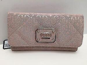 Guess Slim Clutch Wallet