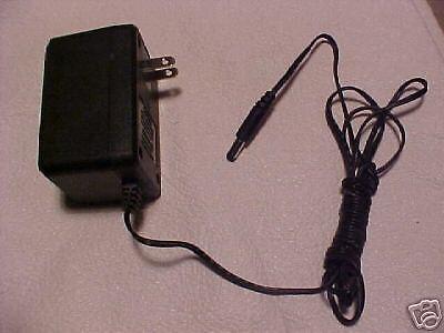 7.5v 7.5 volt ADAPTOR CORD = CASIO SA 75 keyboard piano power plug electric dc