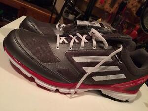 Adidas golf shoes-new