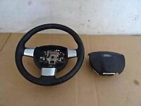 Ford focus mk2 2006 3 spoke steering wheel with airbag