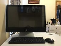 "HP Envy 23-k405na All-in-One PC, i5, 8GB RAM, 2TB, 23"" High Def screen"