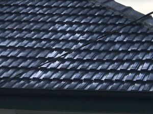 High pressure roof wash painting Blacktown Blacktown Area Preview