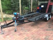 Car trailer available now St Agnes Tea Tree Gully Area Preview