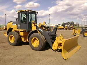 2008 JOHN DEERE WHEEL LOADER 444J
