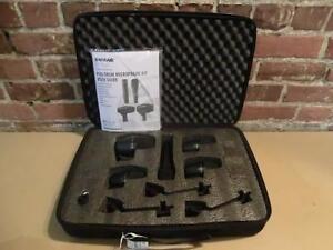Ensemble de microphone pour batterie - Drum micro Shure PGA (i012811)