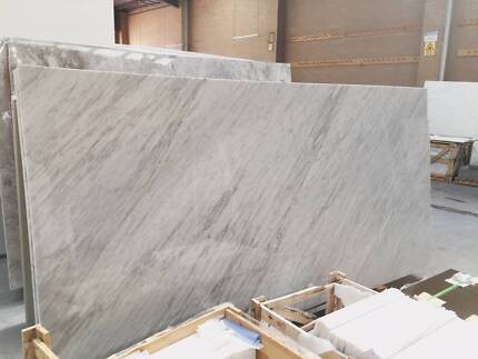 Carrara Marble from Italy for Kitchen Benchtops - Premium Quality