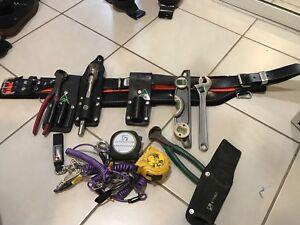 Buckaroo tool belt scaff belt Darwin CBD Darwin City Preview