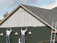 Repair Or New/Fascia/Soffit/Siding/Doors/Windows/Gutters/Insured