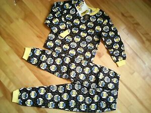 Despicable Me Minions pyjama size 5 kids new