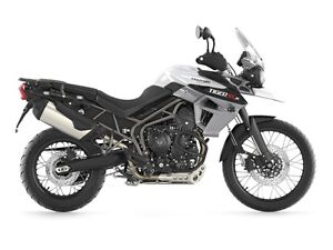 2016 Triumph Tiger 800 XCX Low